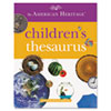 Houghton Mifflin American Heritage® Children's Thesaurus | www.SelectOfficeProducts.com