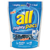 All® Mighty Pacs Free and Clear Super Concentrated Laundry Detergent | www.SelectOfficeProducts.com