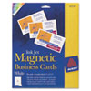 Avery® Magnetic Business Cards | www.SelectOfficeProducts.com