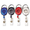 Advantus® Carabiner-Style Retractable ID Reel | www.SelectOfficeProducts.com
