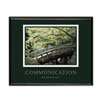 "Advantus® ""Communication"" Framed Motivational Prints 