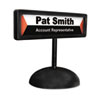Advantus® People Pointer Desktop Sign | www.SelectOfficeProducts.com