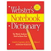Advantus® Webster's Notebook Dictionary | www.SelectOfficeProducts.com