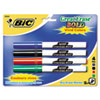 BIC® Great Erase® Bold Pocket-Style Dry Erase Marker | www.SelectOfficeProducts.com