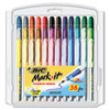 BIC® Mark-It™ Fine Point Permanent Marker | www.SelectOfficeProducts.com