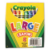 Crayola® Large Crayons | www.SelectOfficeProducts.com