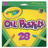Crayola® Oil Pastels   www.SelectOfficeProducts.com