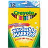 Crayola® Washable Markers | www.SelectOfficeProducts.com