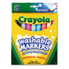 Crayola® Tropical Color Washable Markers | www.SelectOfficeProducts.com