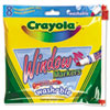 Crayola® Washable Window FX Marker | www.SelectOfficeProducts.com