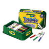 Crayola® Trayola™ Washable Markers | www.SelectOfficeProducts.com
