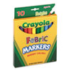 Crayola® Fabric Marker | www.SelectOfficeProducts.com