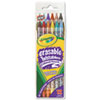 Crayola® Twistables® Erasable Colored Pencils 12-Pack | www.SelectOfficeProducts.com