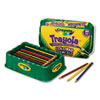 Crayola® Pencil Trayola™ Nine-Color Set, 54-Pack | www.SelectOfficeProducts.com