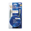 Belkin® FastCAT™ 5e No-Snag Patch Cable   www.SelectOfficeProducts.com