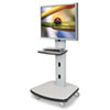 BALT® Mobile Plasma/LCD Stand | www.SelectOfficeProducts.com
