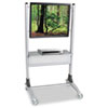 BALT® Platinum Series One Shelf Plasma/LCD Cart | www.SelectOfficeProducts.com