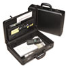 Bond Street, Ltd. Koskin Leather-Look Expandable Attaché Case | www.SelectOfficeProducts.com