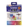 Brother® LC513PKS Inkjet Cartridge | www.SelectOfficeProducts.com