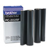 Brother® PC202RF Thermal Transfer Refill Rolls | www.SelectOfficeProducts.com