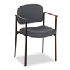 basyx® VL616 Stacking Guest Chair with Arms | www.SelectOfficeProducts.com