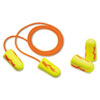 3M E·A·Rsoft™ Yellow Neon Blasts™ Soft Foam Ear Plugs | www.SelectOfficeProducts.com