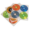 Case Logic® Looseleaf CD Storage Sleeves | www.SelectOfficeProducts.com