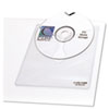 C-Line® Self-Adhesive CD Holder | www.SelectOfficeProducts.com