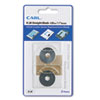 CARL® Bidex Replacement Blades   www.SelectOfficeProducts.com
