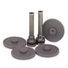 CARL® Replacement Punch Head Kit for Extra Heavy-Duty Two-Hole Punch | www.SelectOfficeProducts.com