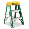 Louisville® Folding Fiberglass Step Stool | www.SelectOfficeProducts.com