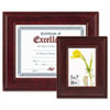 DAX® Executive Mahogany Document Frame | www.SelectOfficeProducts.com