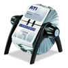 Durable® VISIFIX® Flip Rotary Business Card File | www.SelectOfficeProducts.com