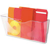 deflect-o® Euro-Style DocuPocket® Landscape Wall File | www.SelectOfficeProducts.com