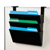 deflect-o® DocuPocket® Stackable Three-Pocket Partition Wall Set | www.SelectOfficeProducts.com