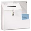 deflect-o® Plastic Suggestion Box | www.SelectOfficeProducts.com