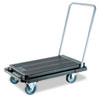 deflect-o® Heavy-Duty Platform Cart | www.SelectOfficeProducts.com