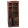 DMi® Governor's Series Bookcase with Doors | www.SelectOfficeProducts.com