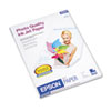 Epson® Iron-On Transfer for Inkjet Printers | www.SelectOfficeProducts.com