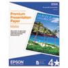Epson® Premium Matte Presentation Paper | www.SelectOfficeProducts.com