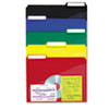Pendaflex® Hot Pocket Poly File Folders | www.SelectOfficeProducts.com