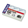 Oxford® Grid Index Cards | www.SelectOfficeProducts.com