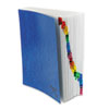 Pendaflex® Expandable Indexed Desk File | www.SelectOfficeProducts.com