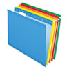 Pendaflex® Colored Reinforced Hanging Folders | www.SelectOfficeProducts.com