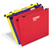Pendaflex® 2-in-1 Colored Poly Folders with Built-in Tabs | www.SelectOfficeProducts.com
