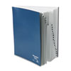 Pendaflex® Acrylic-Coated Expandable Indexed Desk File | www.SelectOfficeProducts.com