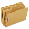 Pendaflex® Kraft Folders with Fasteners | www.SelectOfficeProducts.com