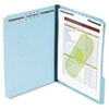 Pendaflex® Heavy-Duty Pressboard Folders with Embossed Fasteners | www.SelectOfficeProducts.com