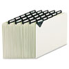 Pendaflex® Steel Top Tab A-Z File Guides | www.SelectOfficeProducts.com