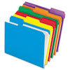 Pendaflex® Double-Ply Reinforced Top Tab Colored File Folders | www.SelectOfficeProducts.com